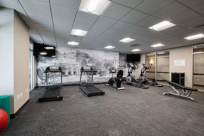 Exercise Room | Best Western Plus West Lawrence