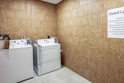 Guest laundry facilities | Comfort Suites Fishkill near Interstate 84
