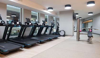 Health club |  The Charter Hotel Seattle, Curio Collection by Hilton