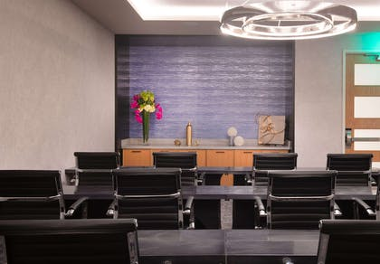 Meeting Room |  The Charter Hotel Seattle, Curio Collection by Hilton