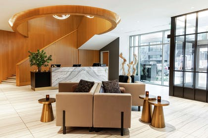 Lobby |  The Charter Hotel Seattle, Curio Collection by Hilton