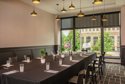Meeting Room | DoubleTree by Hilton Youngstown Downtown