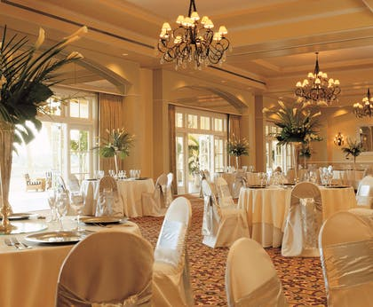 Vanderbilt Ballroom | LaPlaya Beach & Golf Resort - A Noble House Resort