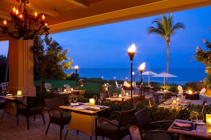 Baleen Outside | LaPlaya Beach & Golf Resort - A Noble House Resort