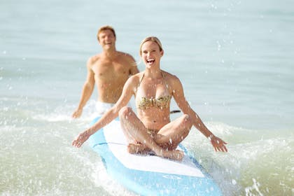 Beach activities - Paddleboarding | LaPlaya Beach & Golf Resort - A Noble House Resort