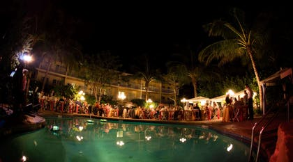 North Pool Reception | LaPlaya Beach & Golf Resort - A Noble House Resort