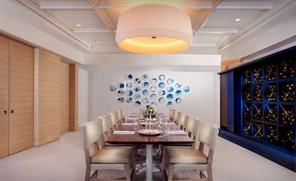 Baleen Private Dining room | LaPlaya Beach & Golf Resort - A Noble House Resort