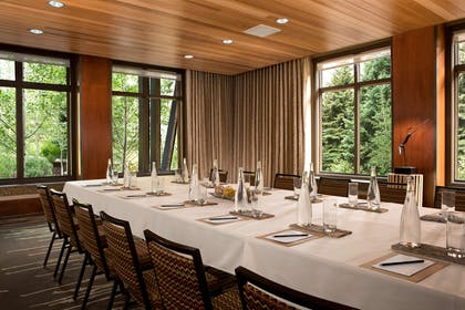 Albright Meeting Room | Hotel Terra Jackson Hole - A Noble House Resort