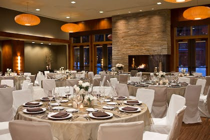 Murie Ballroom | Hotel Terra Jackson Hole - A Noble House Resort