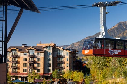 Hotel Terra with Jackson Hole Tram | Hotel Terra Jackson Hole - A Noble House Resort