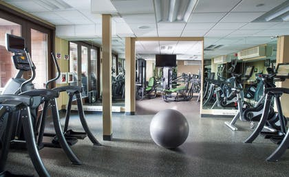 Hotel Terra Fitness Room | Hotel Terra Jackson Hole - A Noble House Resort