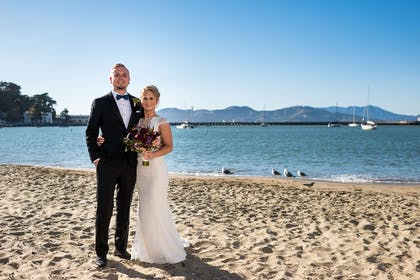 wedding couple | Argonaut Hotel
