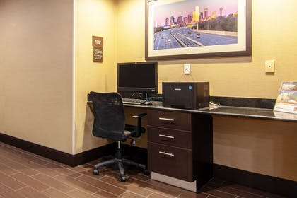Business center | Comfort Suites NW Dallas Near Love Field