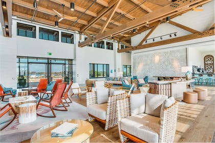 Lobby | The Lodge at Gulf State Park, a Hilton Hotel