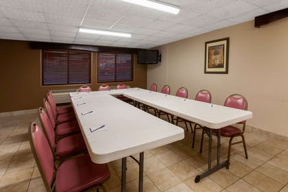 Meeting Room | AmericInn by Wyndham Iron River