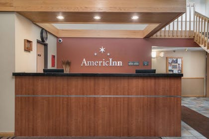 Reception | AmericInn by Wyndham Bemidji