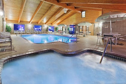 Pool | AmericInn by Wyndham Bemidji