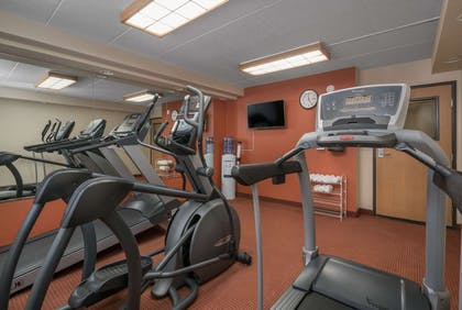 Health club | AmericInn by Wyndham Bemidji