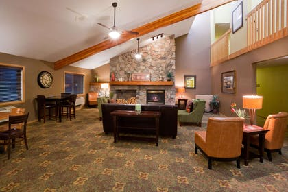 Lobby | AmericInn by Wyndham Crookston U of M Crookston