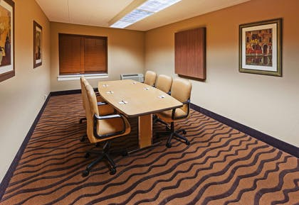Meeting Room | AmericInn by Wyndham Omaha
