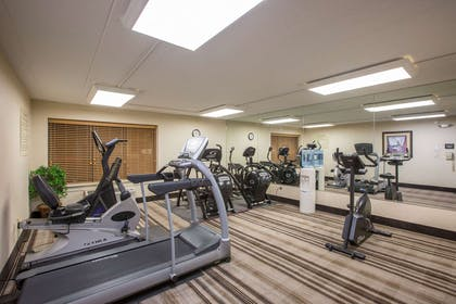 Health club | AmericInn by Wyndham Omaha