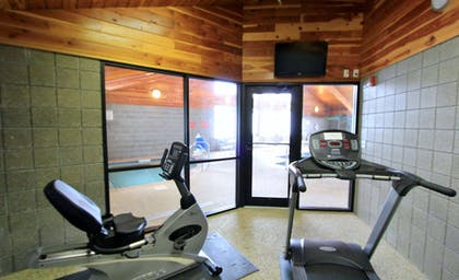 Health club | AmericInn by Wyndham Cedar Rapids/CID Airport