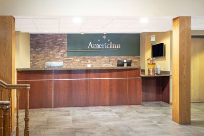 Reception | AmericInn by Wyndham Eau Claire