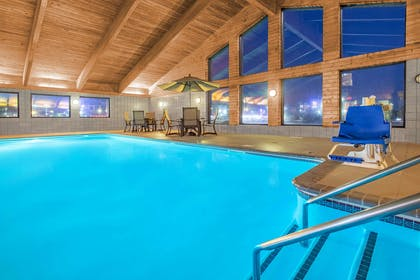 Pool | AmericInn by Wyndham Eau Claire