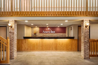 Reception | AmericInn by Wyndham Detroit Lakes