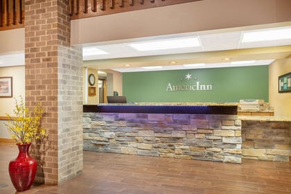 Reception | AmericInn by Wyndham West Salem