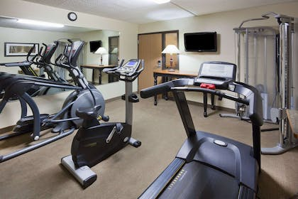 Health club | AmericInn by Wyndham Roseau