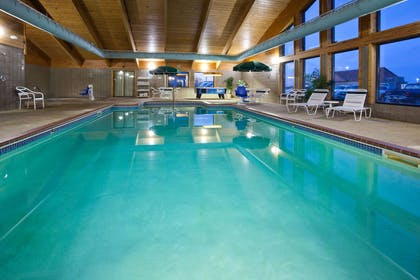 Pool | AmericInn by Wyndham Roseau