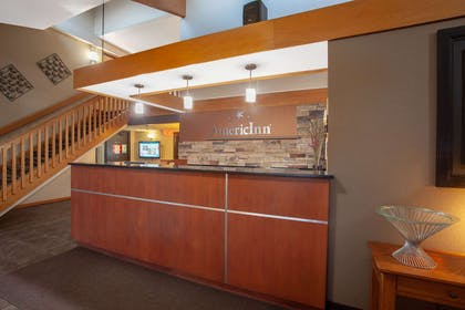 Reception | AmericInn by Wyndham Albert Lea
