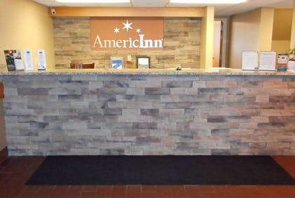 Lobby | AmericInn by Wyndham Inver Grove Heights Minneapolis