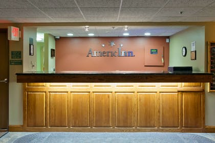 Reception | AmericInn by Wyndham Valley City - Conference Center
