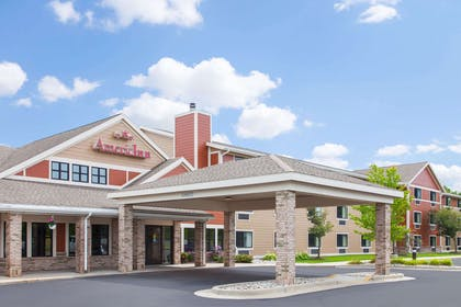 Exterior | AmericInn by Wyndham Greenville