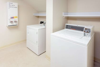 Laundry | AmericInn by Wyndham Greenville