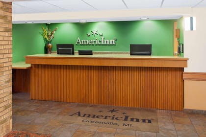 Reception | AmericInn by Wyndham Greenville