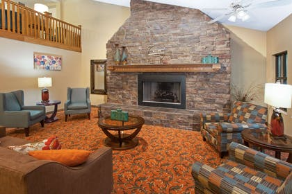 Lobby | AmericInn by Wyndham Greenville
