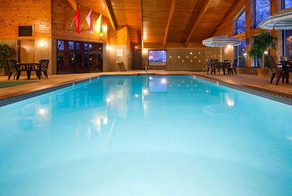 Pool | AmericInn by Wyndham Silver City