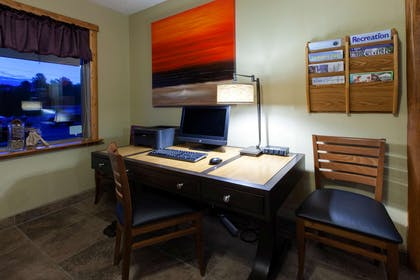 Business Center | AmericInn by Wyndham Silver City