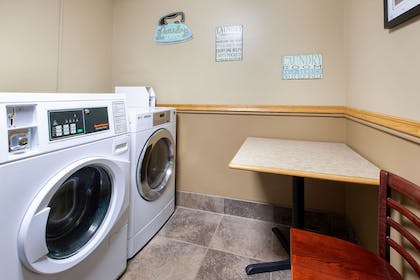 Laundry | AmericInn by Wyndham Silver City