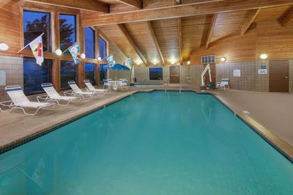 Pool | AmericInn by Wyndham Webster City
