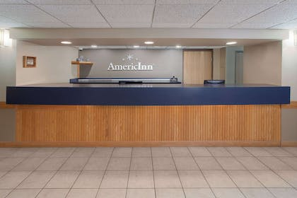 Reception | AmericInn by Wyndham Webster City