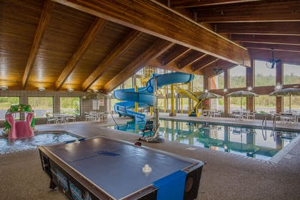 Pool | AmericInn by Wyndham Silver Bay
