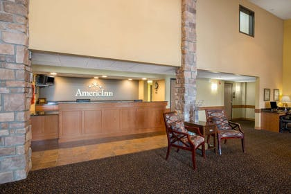 Lobby | Americinn by Wyndham Lincoln South