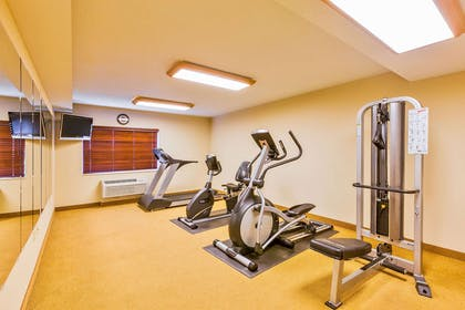 Health club | AmericInn by Wyndham Monmouth