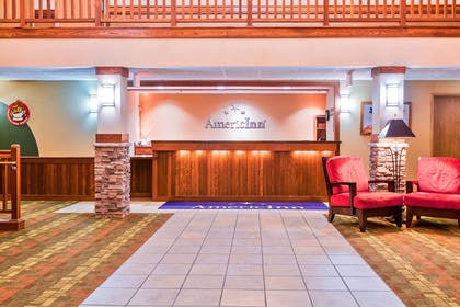 Reception | AmericInn by Wyndham Monmouth
