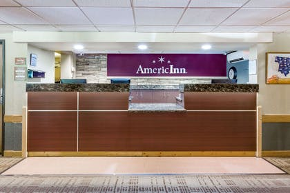 Reception | AmericInn by Wyndham Duluth South Black Woods Event Center