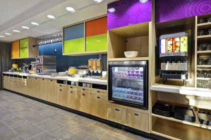 Restaurant | Home2 Suites by Hilton Queensbury Glens Falls